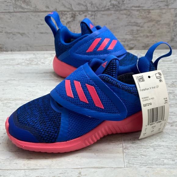 adidas Shoes   Fortarun X Velcro